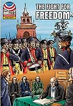 Fight for Freedom: 1750-1783- Graphic U.S. History (Saddleback Graphic: U.s. History)