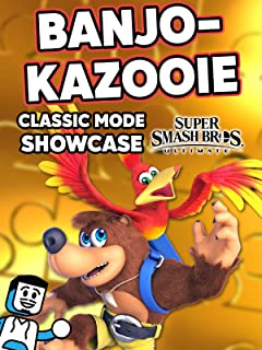 Clip: Bnajo-Kazooie Classic Mode in Super Smash Bros. Ultimate!