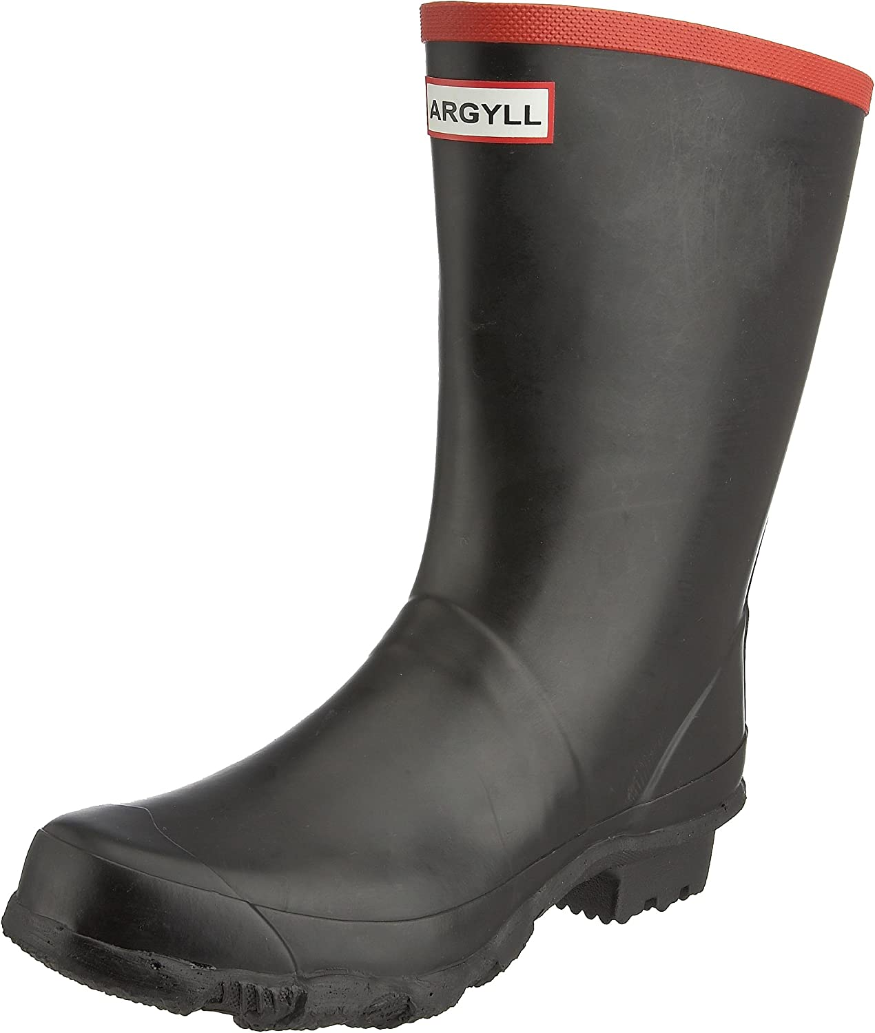 Hunter Men's Argyll Short Knee Wellies