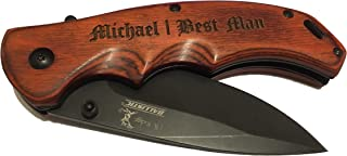 Personalized Knife   Groomsmen Gift   Custom or Monogram …