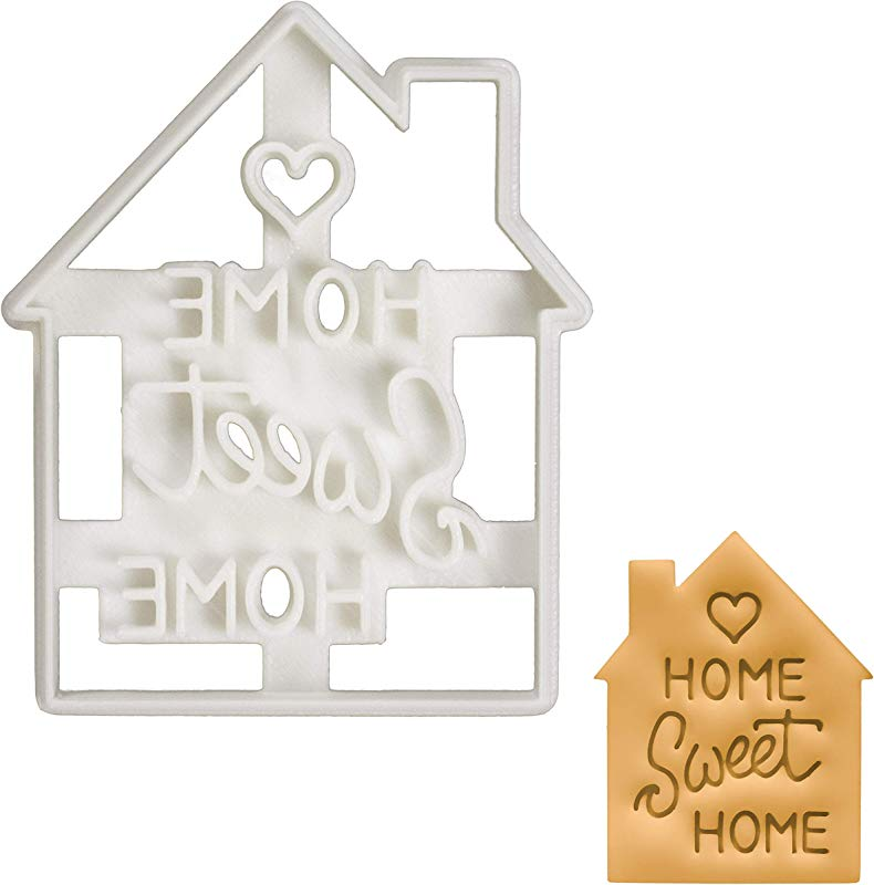 Housewarming Home Sweet Home Cookie Cutter 1 Piece Bakerlogy