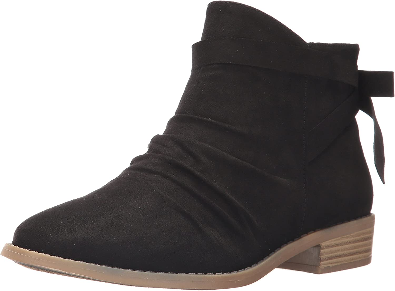 Rampage Women's Rielle unisex Cheap sale Boot Ankle