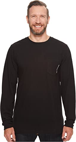 Timberland PRO - Base Plate Blended Long Sleeve T-Shirt - Tall