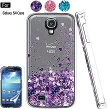 samsung galaxy s4 purple light