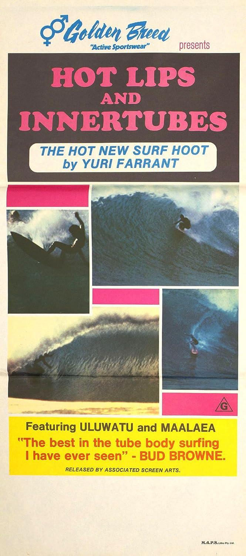 OFFicial shop Hot Lips and Low price Innertubes Poster 1976 Daybill Australian