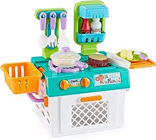 Best mini kitchen set real food Reviews