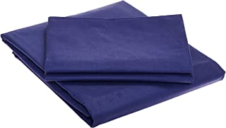 Ibed Home Royal Blue King Size, 250 x 240 cm 144 Thread Count 3 Piece Bedding Set, Cotton Material