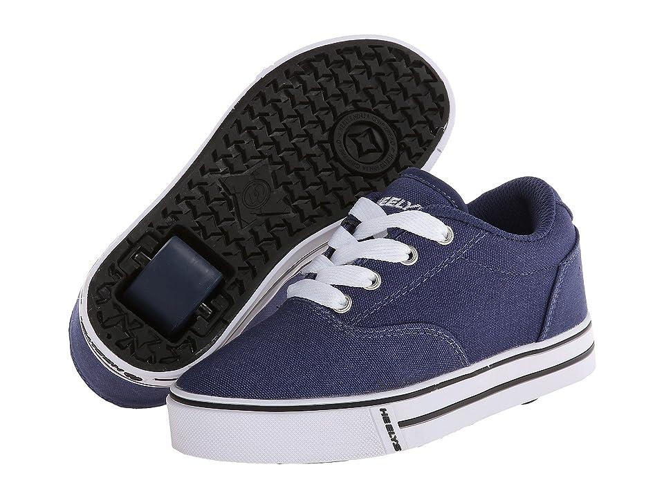 Heelys Launch (Little Kid/Big Kid/Adult) (Navy) Boys Shoes
