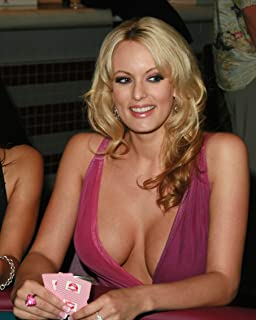 Stormy Daniels - Stephanie Gregory Clifford 8 x 10 * 8x10 GLOSSY Photo Picture