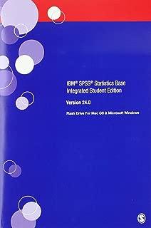 SAGE IBM® SPSS® Statistics v24.0 Student Version