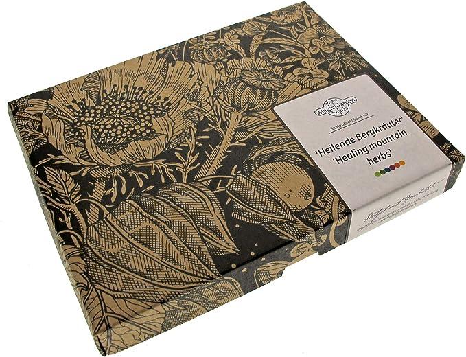 22 opinioni per Erbe di montagna medicinali- Set regalo di semi con 6 tradizionali piante