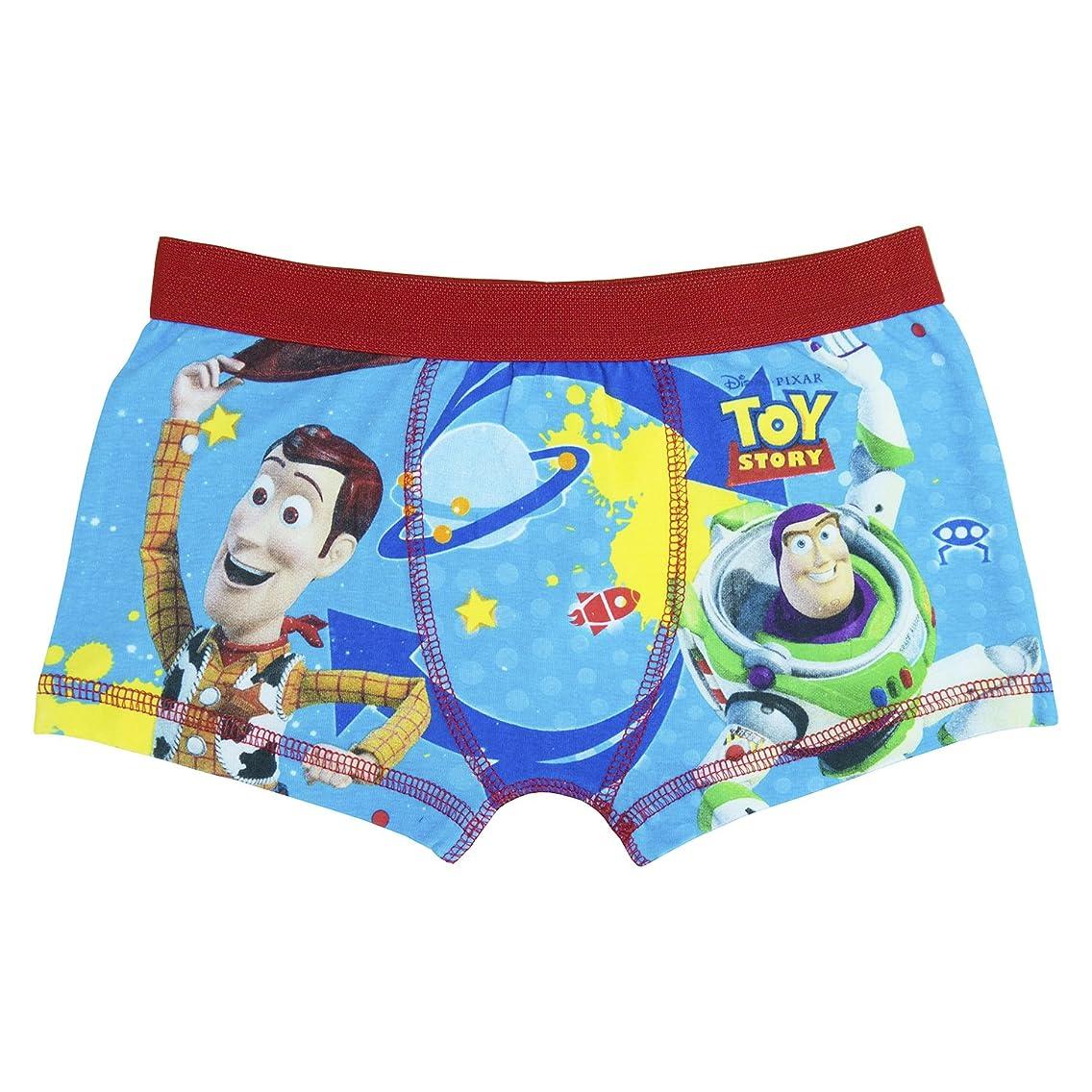 Toy Story Boys Boxer Shorts Boys Boxer Shorts - Age 3-7 Years