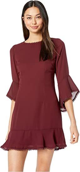 f54022a5f08ea8 Women s Burgundy Dresses + FREE SHIPPING