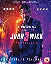John Wick: Chapter 3 - Parabellum [Blu-ray]