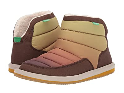 Sanuk Puff N Chill Ombre (Desert Sunset) Women