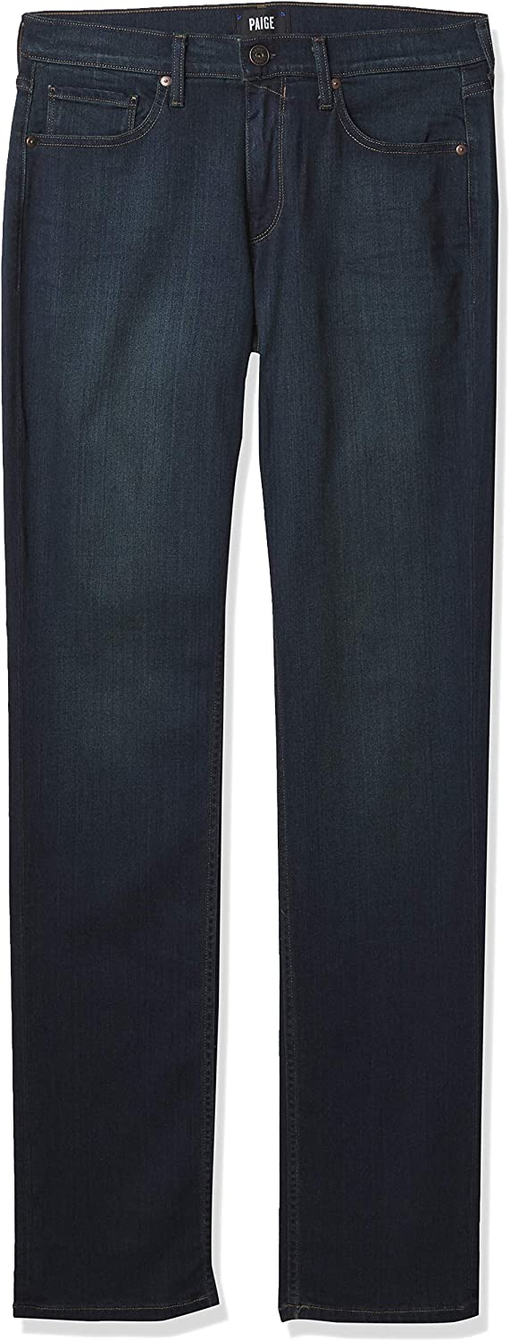 PAIGE Men's Tall Size Normandie Transcend Extra Long 37