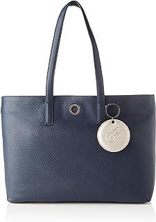 Mandarina Duck Mellow Leather, Sac à bandoulière Femme, 15x27x36 Centimeters (W x H x L)