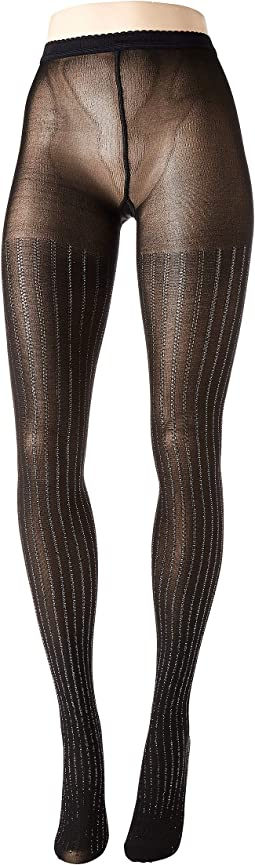 Sparkle Stripe Tights