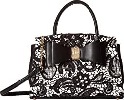 Betsey Johnson - Lady Lace Satchel