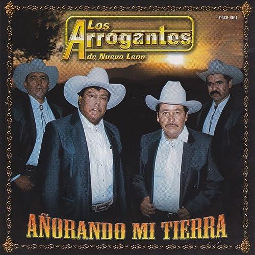 Cuarenta Cartas by Los Arrogantes De Nuevo Leon on Amazon ...