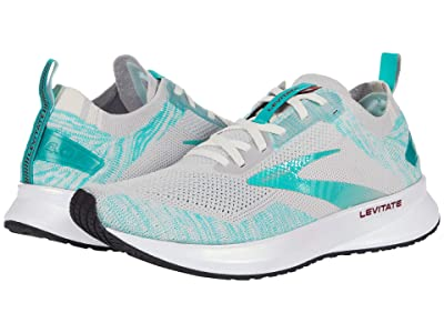 Brooks Levitate 4 (Antarctica/Atlantis/White) Women
