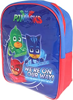 PJ Masks Childrens/Kids Mini Rucksack (UK Size: One Size) (Blue/Red)