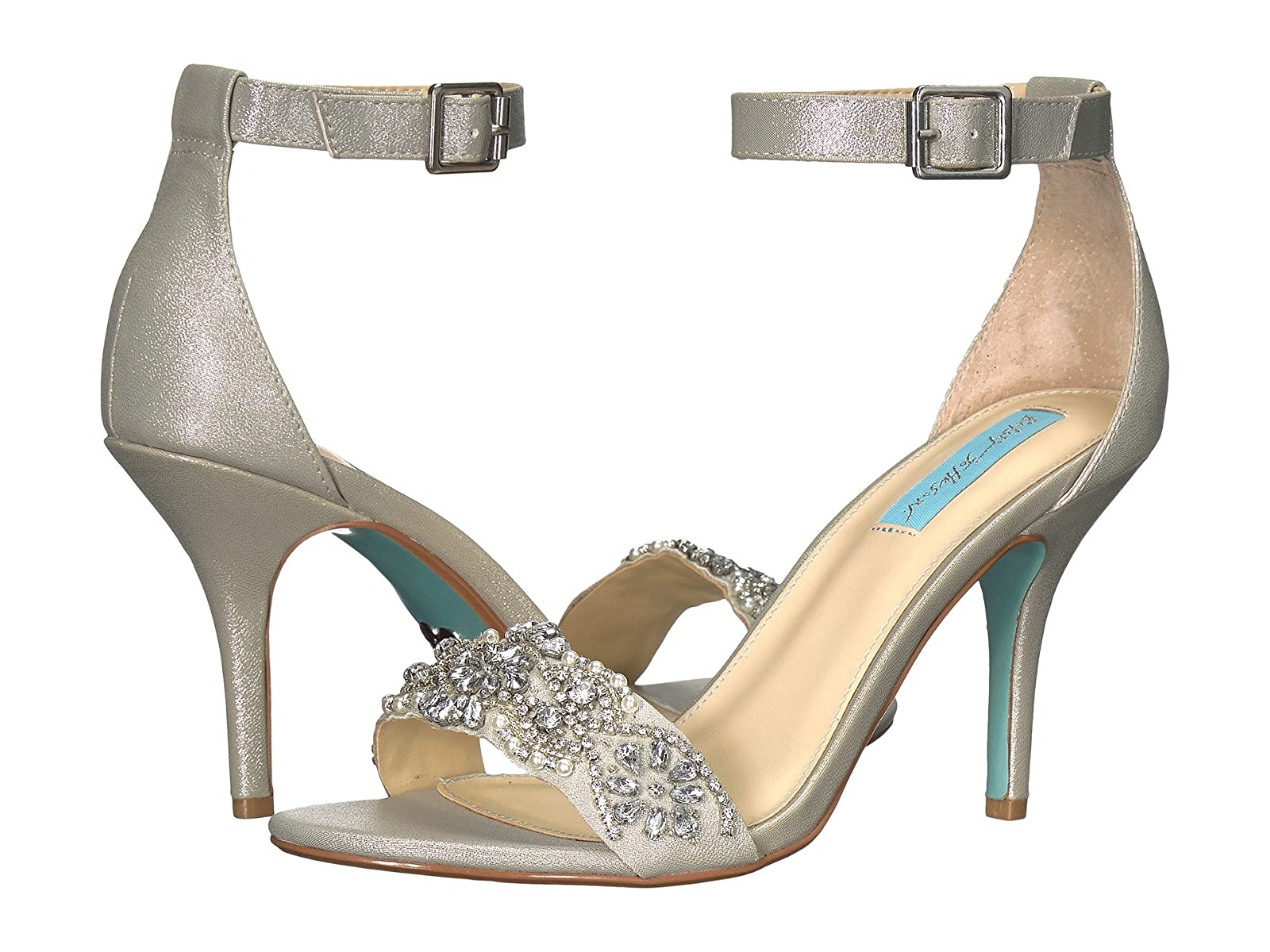 Blue by Betsey Johnson GinaAtmospheric grades have affordable shoes