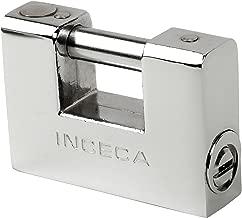 inceca 1950005 - 带嘴的实心挂锁(钢笔,35 毫米)