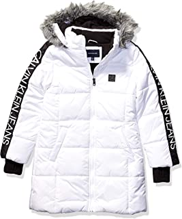 Little Girls' Long Puffer Jacket
