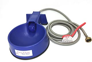 Easy-Clean Water Bowl Water Bow Stainless Steel Hose
