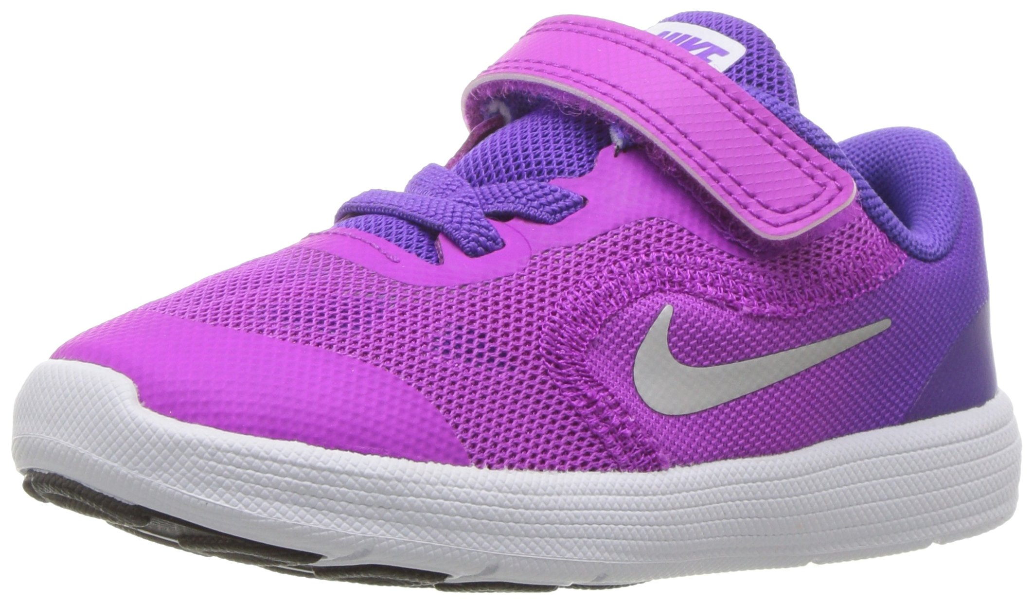 89bf52e17009 NIKE Kids  Revolution 3 (TDV) Running Shoes