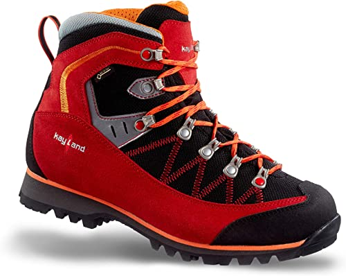 Kayland chaussures Hommes Plume Micro GTX rouge, 46