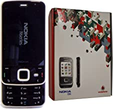 """2.4"""" Nokia E66-1 110MB (GSM Only, No CDMA) Factory Unlocked Collectors Item 3G Cell Phone (Grey Steel) - International Ver..."""