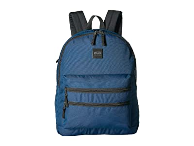 Vans Schoolin It Backpack (Gibraltar Sea) Backpack Bags