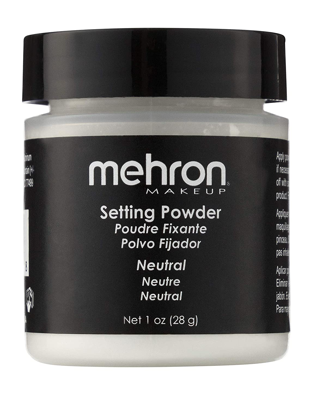 露出度の高い到着するドラムmehron UltraFine Setting Powder with Anti Perspriant Neutral (並行輸入品)