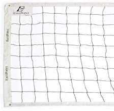 EastPoint Sports Replacement Volleyball Net - Features High Strength Cable, Reinforced Side Tapes, and Weather Resistant Material – Poles Not Included