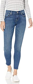 Women's Skinny Mid Rise Jeans