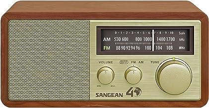Sangean WR-11SE AM/FM Table Top Radio 40th Anniversary Edition