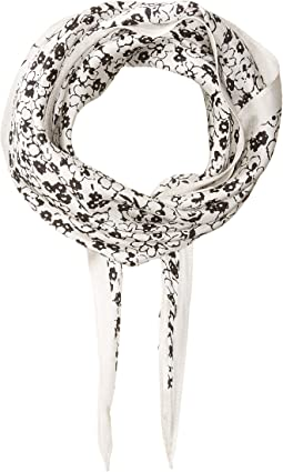 Silvia Silk Diamond Shape Scarf