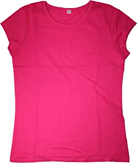 f7ffb055e7a60 Zest - T-shirt - Fille - Rose - Rose fluo - 10 ans