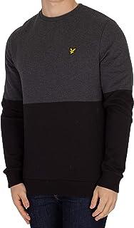 Lyle & Scott Men's Block Marl Sweatshirt