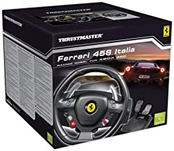 Thrustmaster Ferrari 458 Italia Wheel for XBOX 360