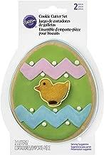 2308-4455 Wilton Easter Cookie Cutter Set, 2-Piece