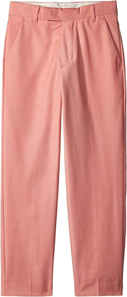 Mock Linen Twill Pants (Big Kids)