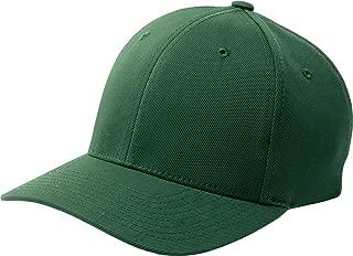 Sport-Tek - Flexfit Performance Solid Baseball Cap. STC17 - L/XL - Forest Green