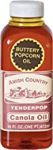 product image for Amish Country Popcorn | Butter Flavored Canola Oil - 16 oz | Old Fashioned with Recipe Guide (16 oz Jar)