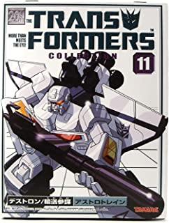 Takara Tomy The Transformers Collection TFC #11 G1 Astrotrain Triple Changer Action Figure