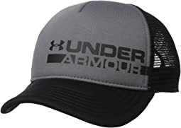 Under Armour - Novelty Trucker Cap (Little Kids/Big Kids)