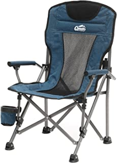 Qeedo Johnny Junior Silla de Camping Infantil (Plegable) - Azul