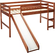 DONCO Kids Series Bed, Twin, Light Espresso
